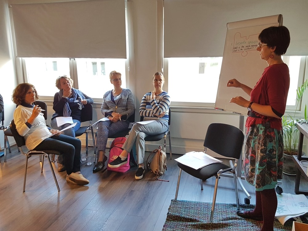 Training in Helsinki - September 2019